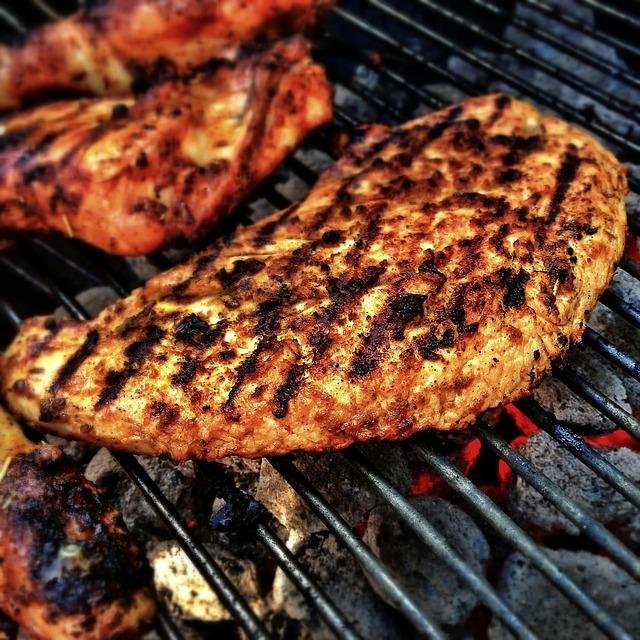 grilování masa