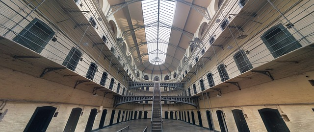 hala věznice