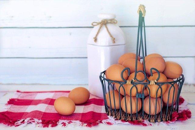 vejce, snídaně, výživa